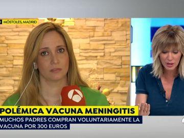 Polémica vacuna meningitis