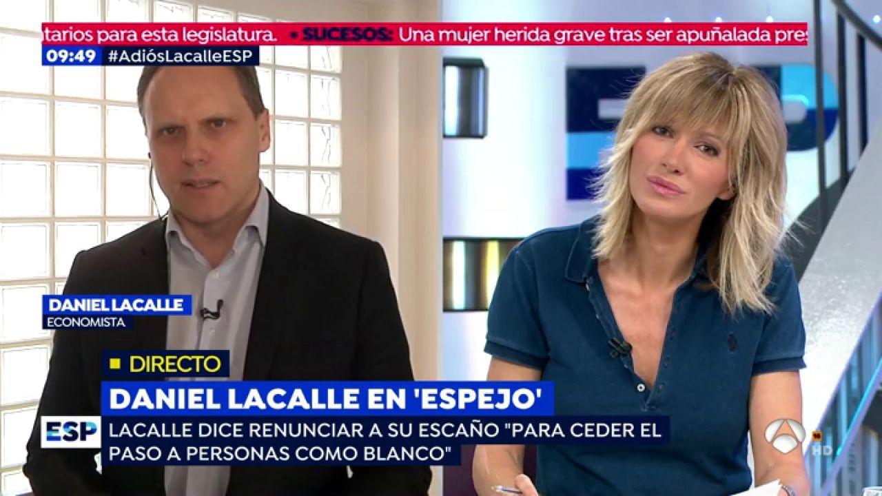 """Daniel Lacalle, Sobre La Renuncia A Su Escaño: """"La"""