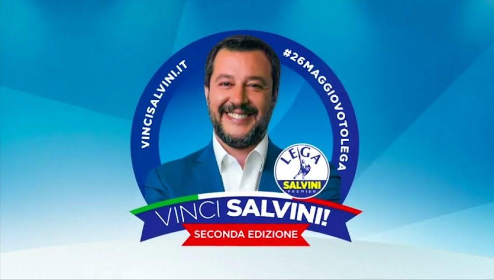 Salvini, investigado por usar vuelos de estado para actos de campaña