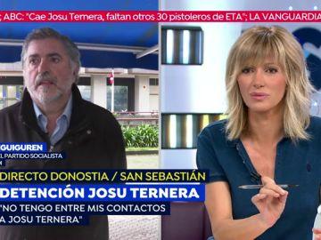 """Eguiguren pide disculpas a las víctimas de ETA por llamar """"héroe"""" a Josu Ternera: """"Lo han malintrepretado"""""""
