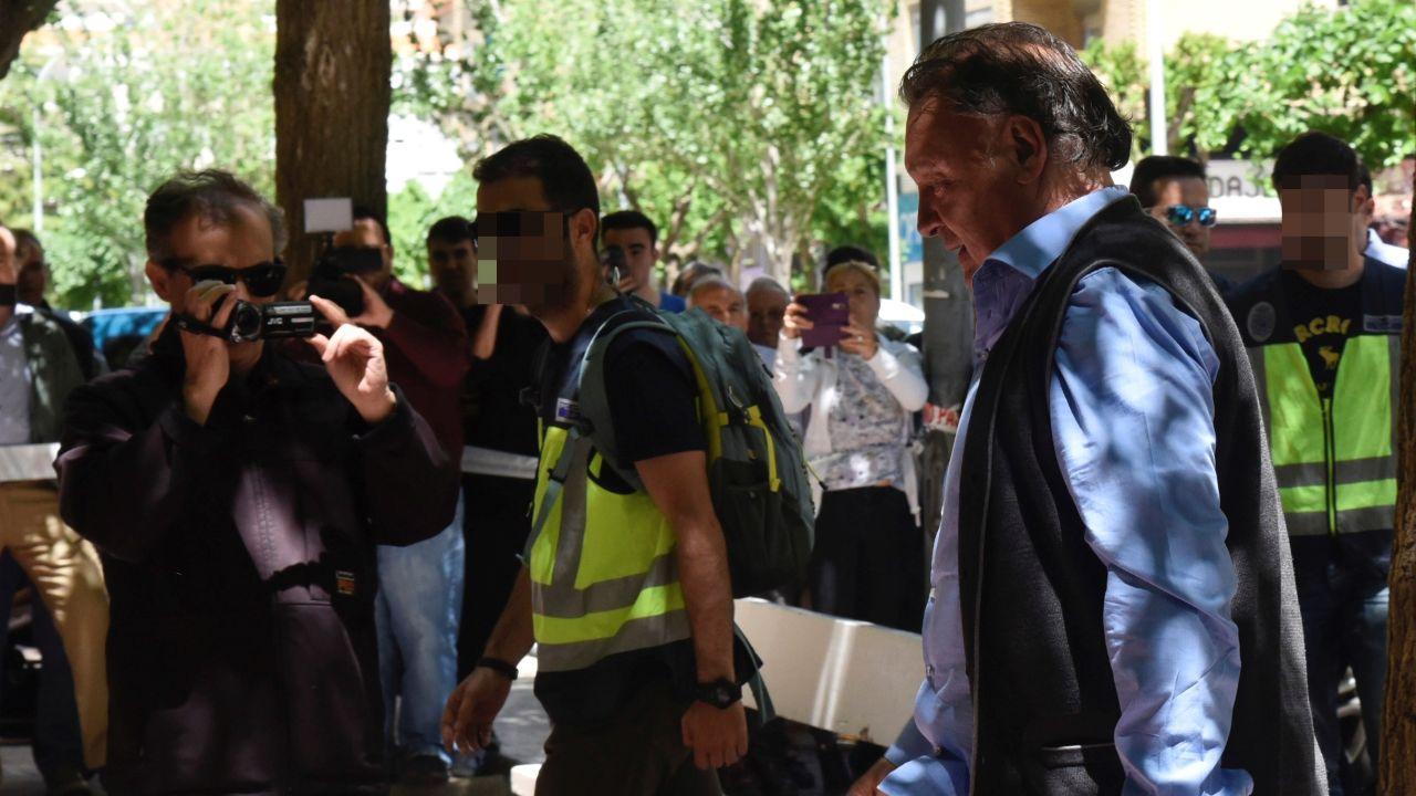 Los Detenidos Por La 'Operación Oikos' Pasarán A
