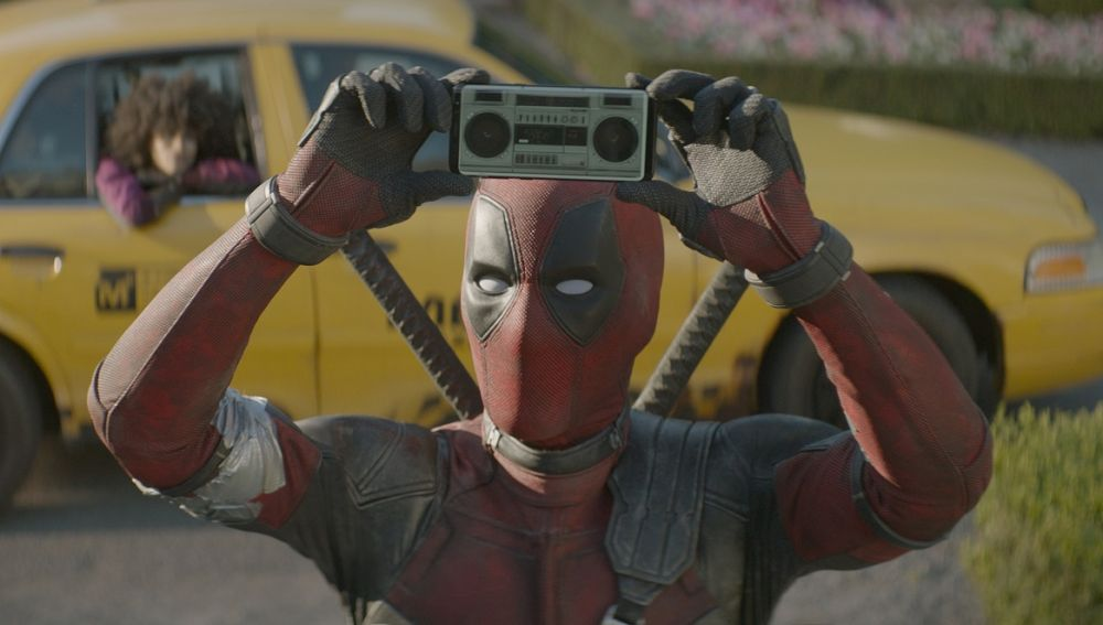 Fotograma de 'Deadpool 2'