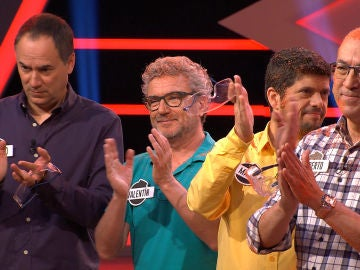 'Los Lobos' se quedan a dos preguntas del bote de 4.000.000€