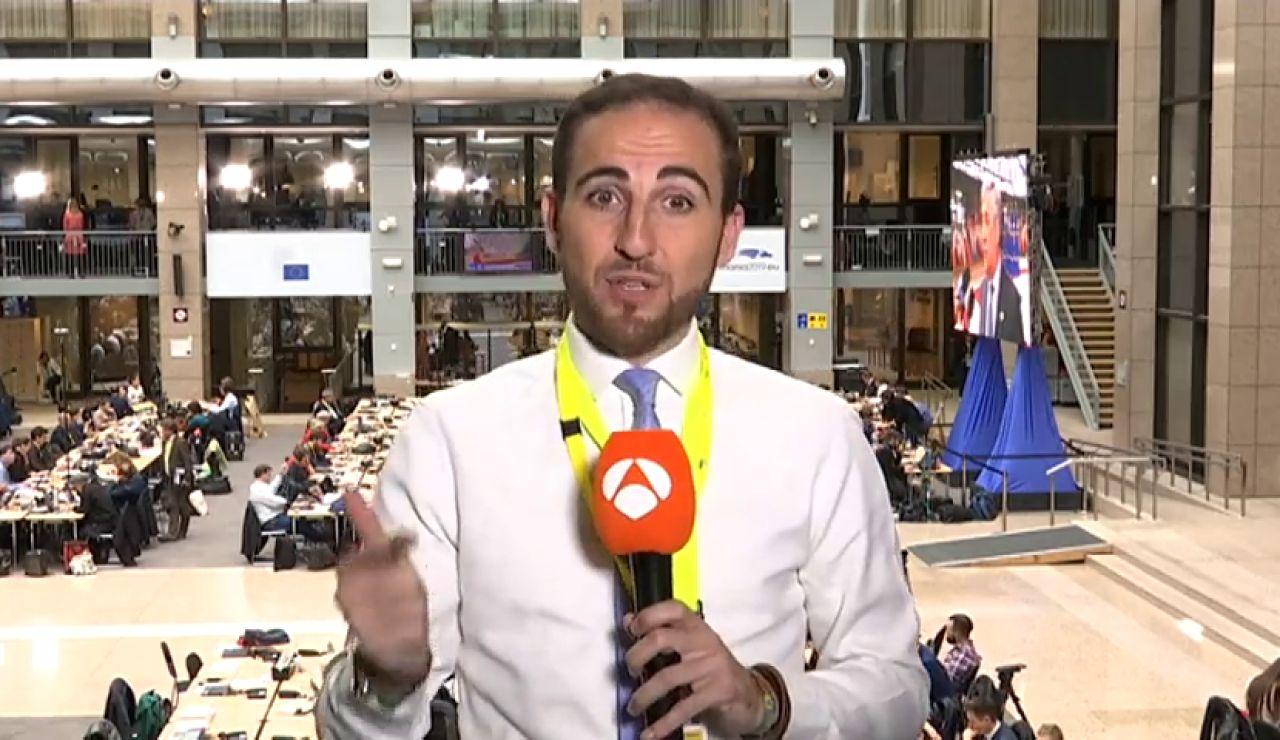 Empieza la cumbre con la que se inicia la renovación de cargos en la UE en la que baraja una alianza entre socialistas y liberales