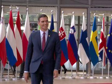 Pedro Sánchez, negociador socialista para el reparto de cargos en la UE
