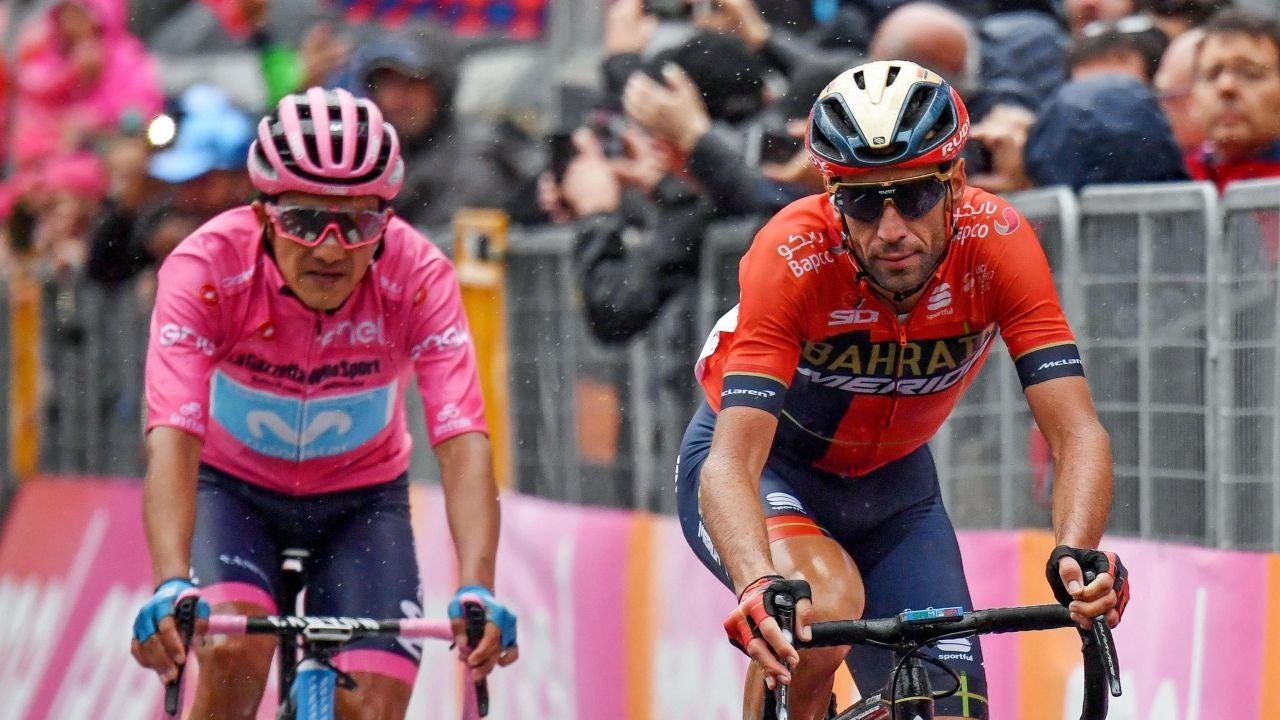 Ciccone Gana La Decimosexta Etapa Del Giro De Italia Y
