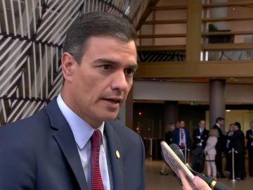 Pedro Sánchez a Rivera: es contradictorio que un liberal pacte con la ultraderecha
