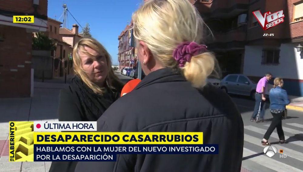 Desaparición en Casarrubios