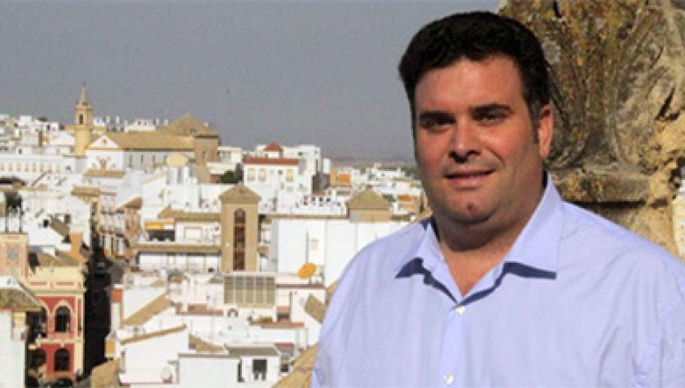 Juan Manuel Rodríguez, alcalde de Morón de la Frontera