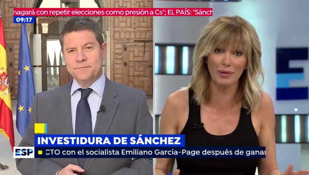 Victoria inapelable, con mayoría absoluta, para Emiliano García-Page