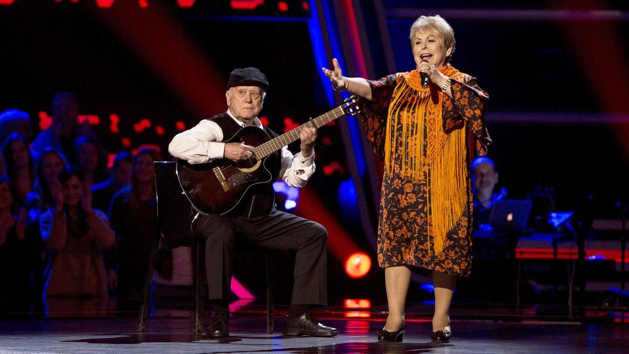 Audiciones A Ciegas: Loli Moreno Canta 'Payaso' En 'La Voz