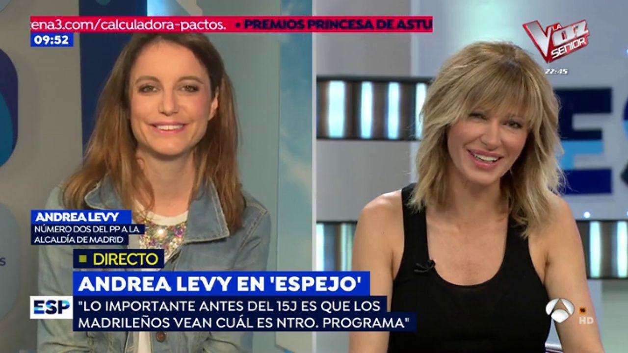 """Andrea Levy: """"Las Peleas Por Cargos Dan A Entender Que"""