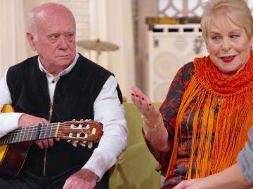 """Loli Moreno: """"Mi marido es el único que me toca"""""""