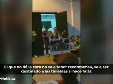 """Sánchez Gordillo llama traidores a quienes no le han votado y les amenaza con las """"tinieblas"""""""