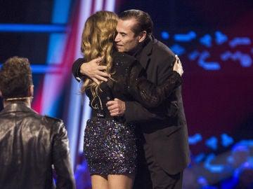 """Paulina Rubio se hace con la voz de Ricardo Rubén Araya: """"Soy una alumna"""""""