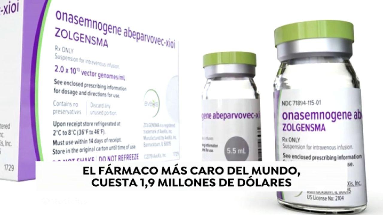 Sale A La Venta El Fármaco Más Caro Del Mundo Y Este Es Su