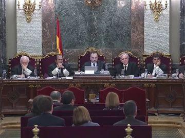 El Fiscal mantiene su petición de condenas de cárcel por rebelión para Junqueras y el resto de presos