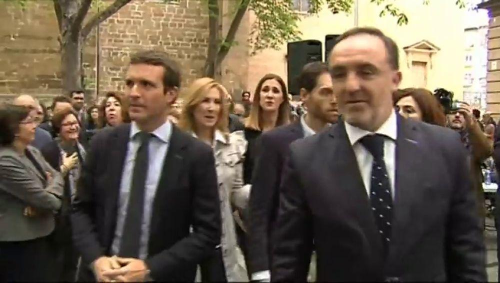 La coalición de centro-derecha de Navarra gana un escaño en el recuento final