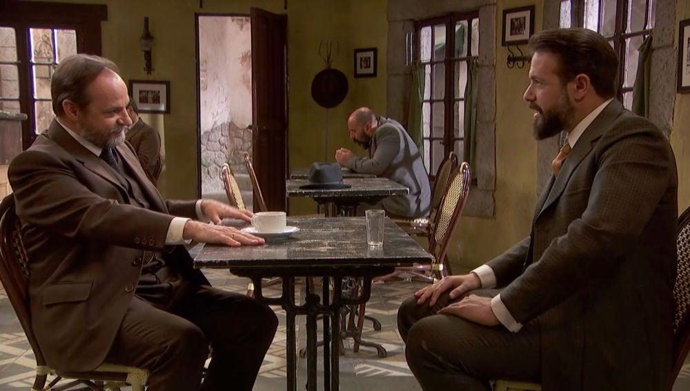 'El secreto de Puente Viejo': Raimundo le tiende una trampa a Severo