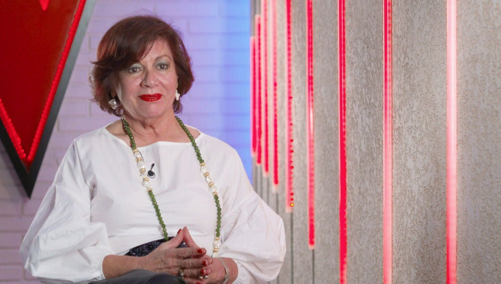"""Betty Singh: """"Lo único que me ha hecho resurgir es la voz"""""""