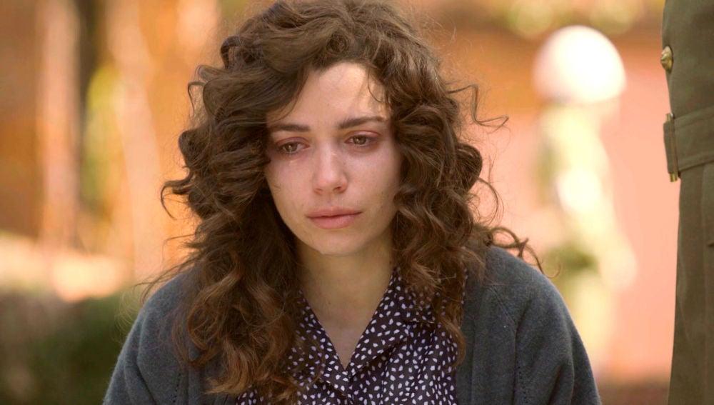 Amelia, sometida a un duro e inhumano tratamiento contra la homosexualidad