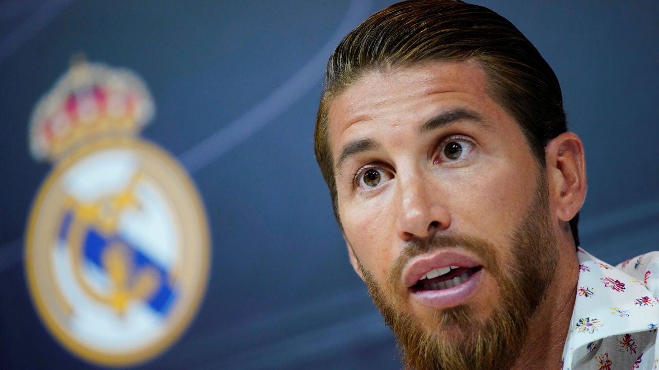 """Sergio Ramos Confirma Que Seguirá En El Real Madrid: """"La"""