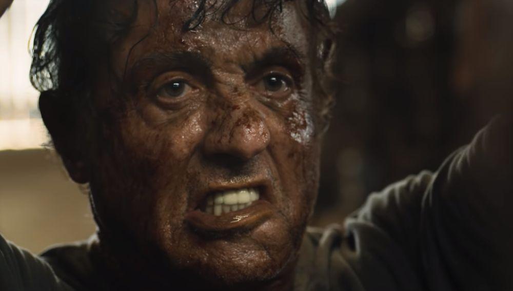 Sylvester Stallone en 'Rambo 5'