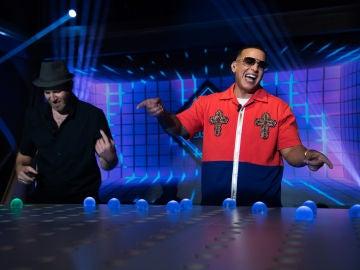 'El Hormiguero 3.0' rinde homenaje a Daddy Yankee con las creaciones musicales de Yuvi Gerstein