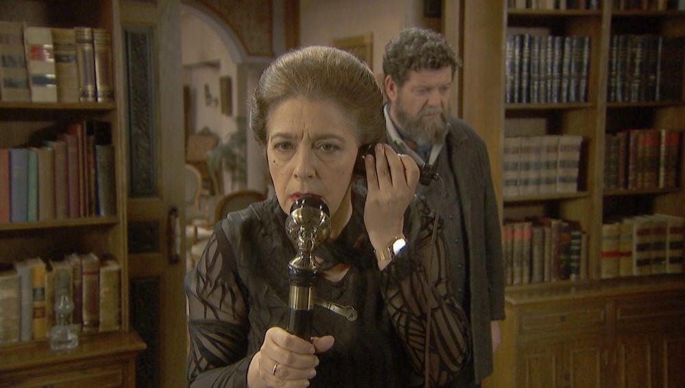 Francisca descubre al culpable del brutal asesinato