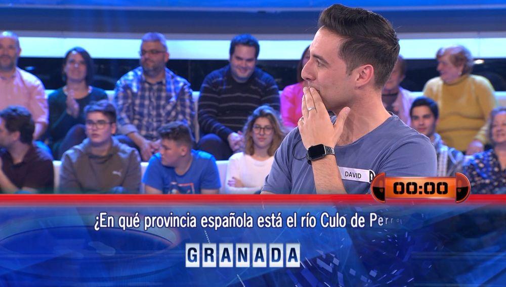 ¿En qué provincia española está  el río 'Culo de Perro'?, la pregunta que un granadino no puede fallar