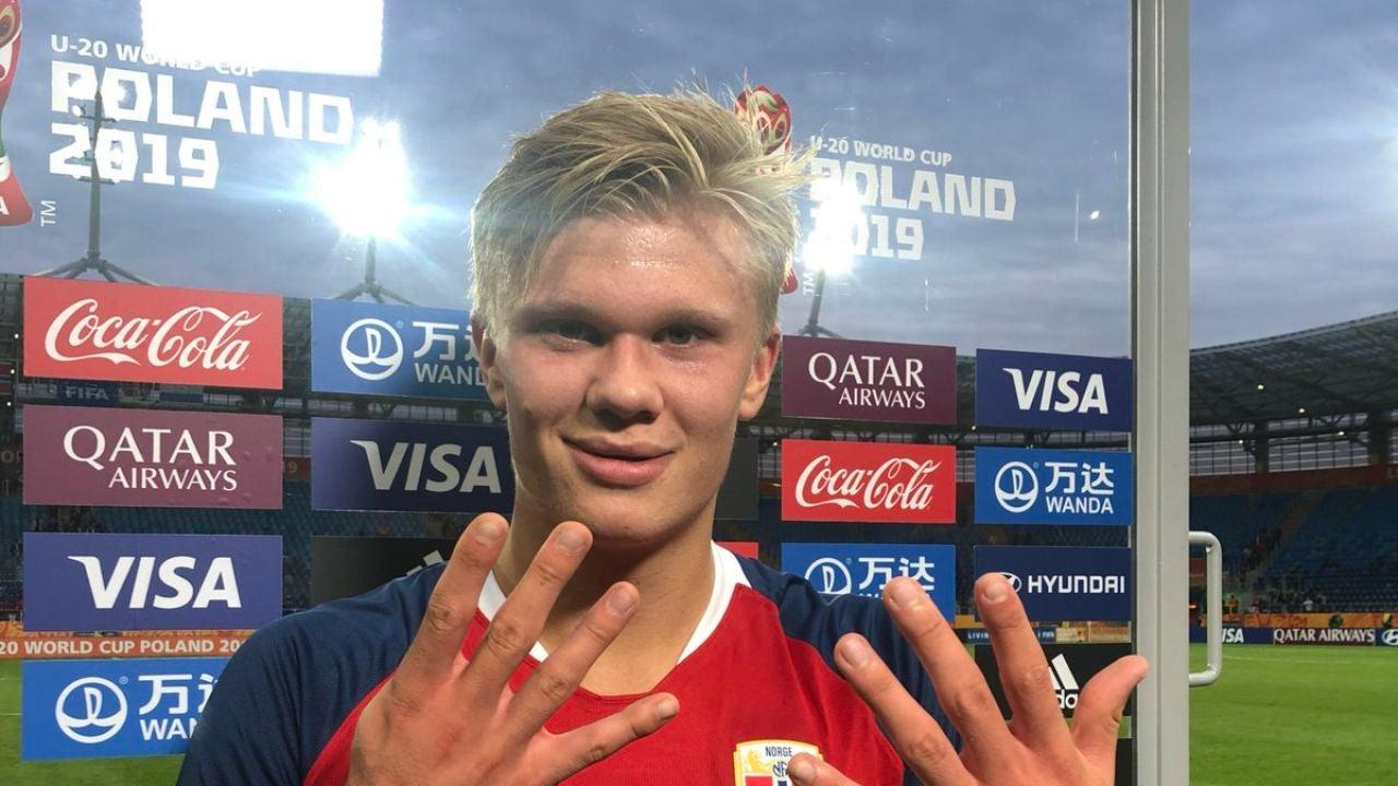 Noruega Humilla A Honduras: ¡12-0 Con Nueve Goles De Haaland