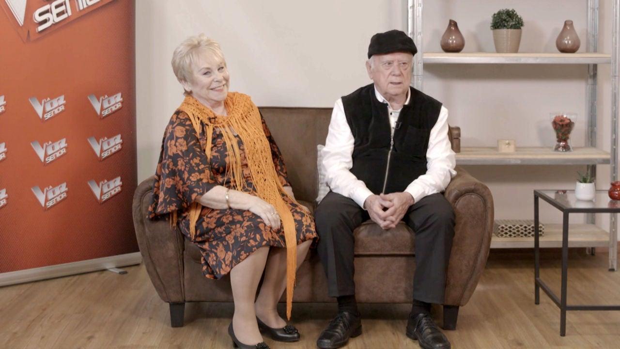 La Anécdota De Loli Moreno: Su Marido Juan Le Acompañó Por