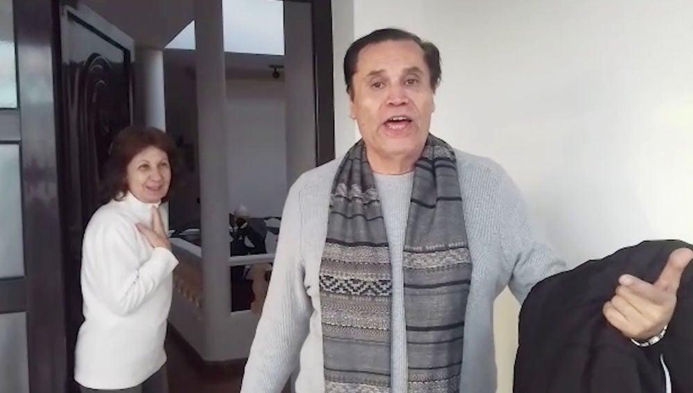 """Ricardo Rubén Araya: """"Tengo toda la intención de hacer feliz a mi familia"""""""