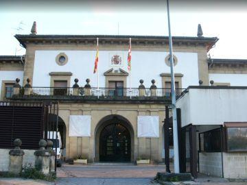 Imagen del centro penitenciario de Martutene