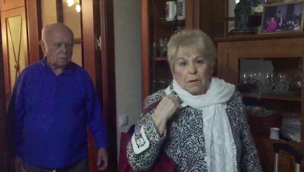 Las tareas de Loli Moreno a su hijo antes de venir a 'La Voz Senior'