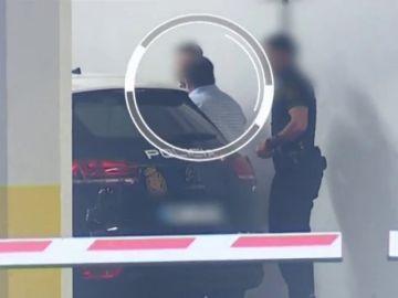 Tres de los detenidos por el caso Machín, en libertad con cargos