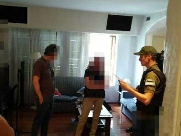 Detenido un pediatra acusado de pederastia en Argentina