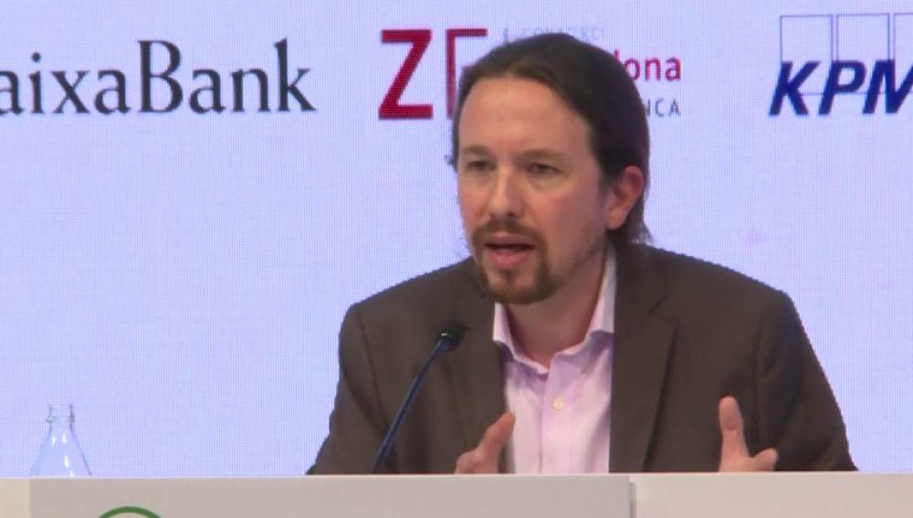 Pedro Sánchez admite que Podemos proponga ministros independientes, pero no que tenga ministros