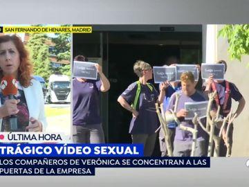 Vídeo sexual en IVECO.