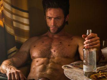 Hugh Jackman como Lobezno en 'X-Men'