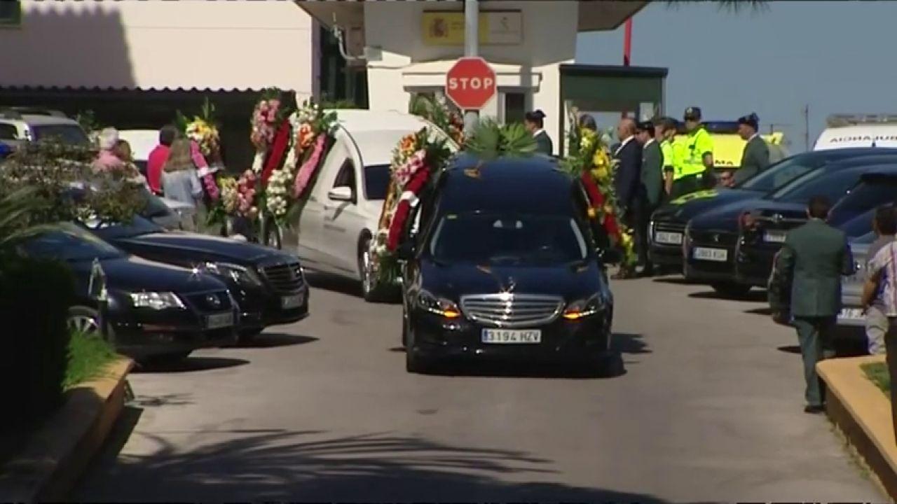 Grande-Marlaska Asiste Al Funeral De Fermín Cabezas, El
