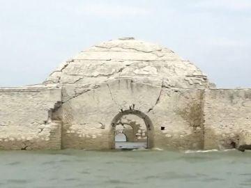 Iglesia descubierta en México