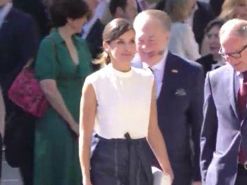 La reina Letizia inagura la 78º edición de la Feria del Libro de Madrid