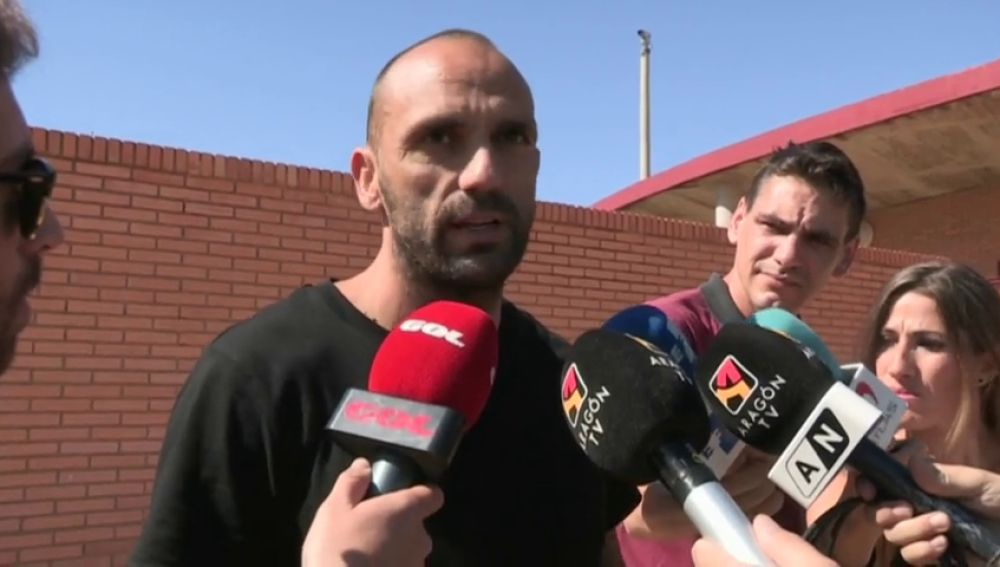 Raúl Bravo y Carlos Aranda salen de la cárcel de Zuera tras pagar la fianza