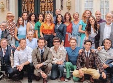 Elenco de la séptima temporada de 'Amar es para siempre'