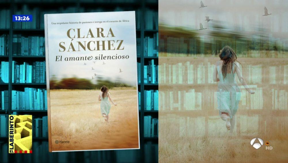 'Espejo Público' recomienda 'El obrador de los prodigios' y 'El amante silencioso'
