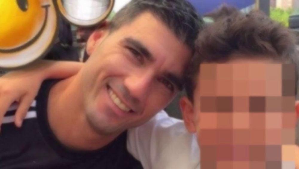 """El mensaje del hijo de José Antonio Reyes tras la muerte del futbolista: """"Este es el úlimo momento que pasamos juntos"""""""