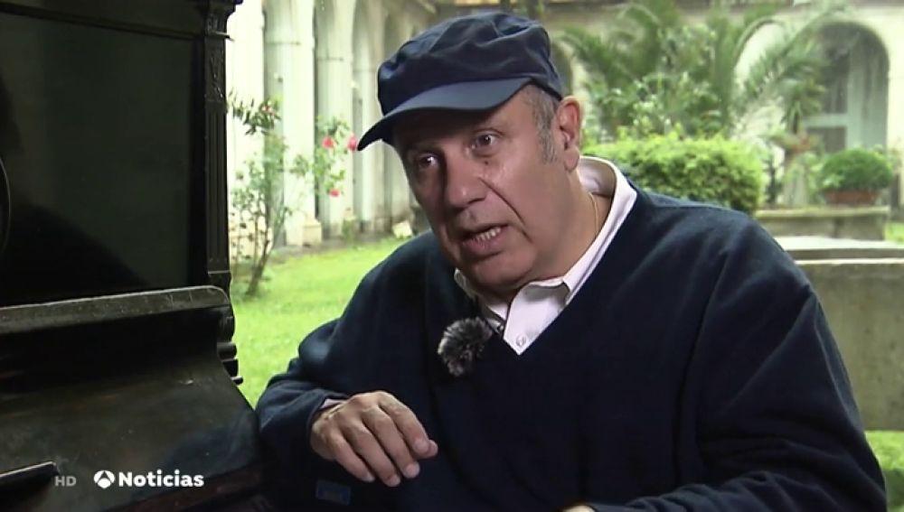 """Federicco Moccia reconoce que su nuevo libro 'Mil noches sin ti' es su libro """"más adulto"""""""