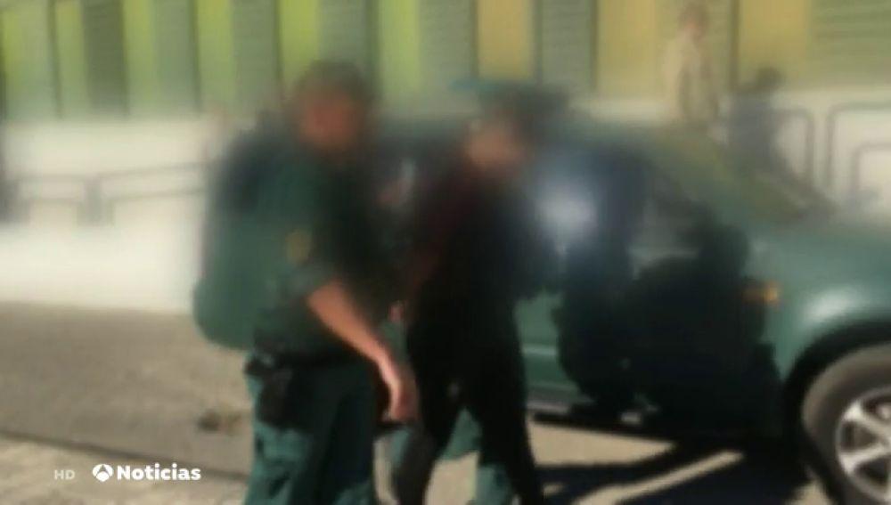 Los narcotraficantes detenidos por la muerte de un Guardia Civil en Algeciras pasan a disposición judicial