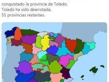 Guerra Civil española en Twitter